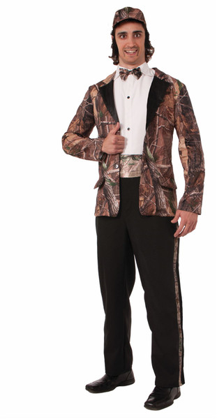 Huntin for Love Groom One Size