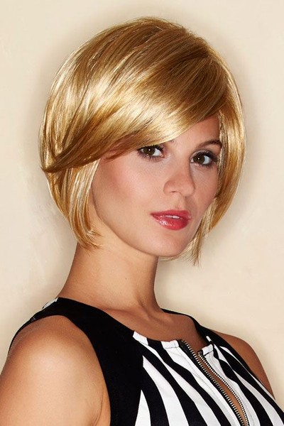 Incognito Sparkle Short Bob Synthetic Wig