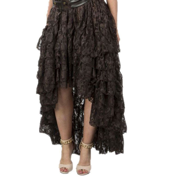 Amelia Long Burlesque Skirt by Burleska