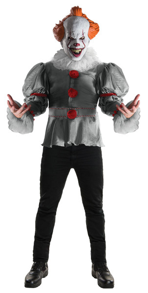 Deluxe IT Pennywise Adult Costume - Standard