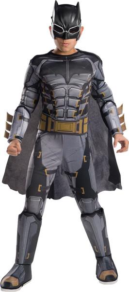 Justice League Kids Deluxe Tactical Batman Costume