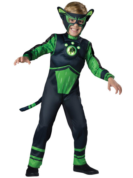 Wild Kratts Panther Muscle Costume