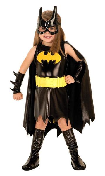 Batgirl Girls Costume
