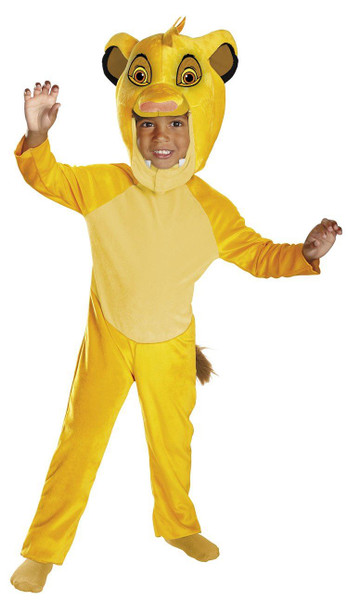 Costumes For All Occasions DG27135 Simba Classic