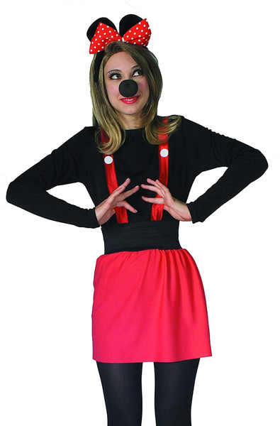 Rubie's Women's Mouse Costume Kit One Size