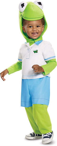 Todder Kermit the Frog Costume - Disguise 79458