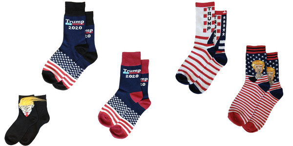 Trump Socks 2020 MAGA