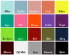 koozie colors