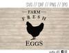 farm fresh eggs digital art