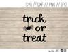 trick or treat digital art
