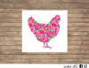 chicken decal