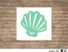 clam decal