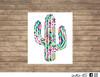 cactus decal