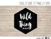 wild thing digital art