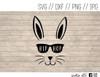 hip hop easter bunny digital art