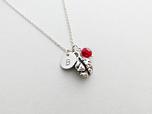 brain charm necklace