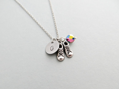 running shoes charm