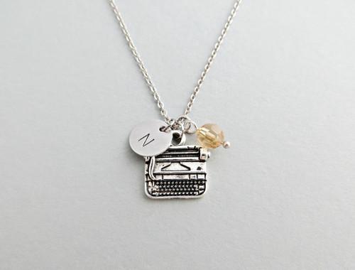 typewriter charm