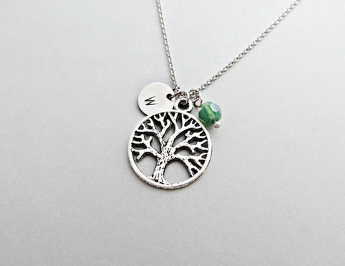 round tree charm