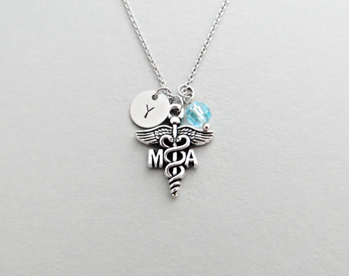 ma charm necklace