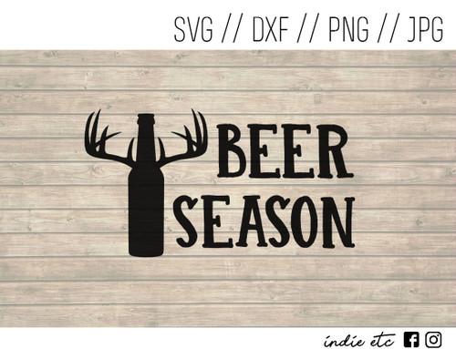 beer season digital art