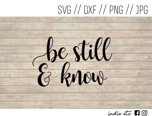 be still know digital art