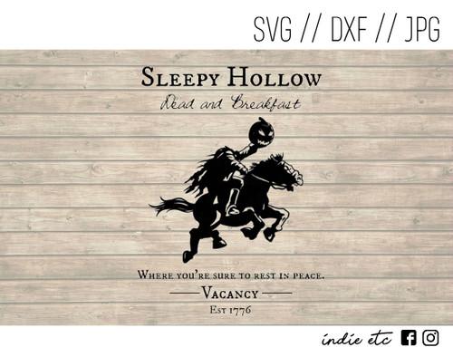 sleepy hollow digital art