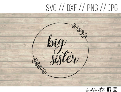 big sister digital art