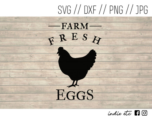 farm fresh eggs digital art