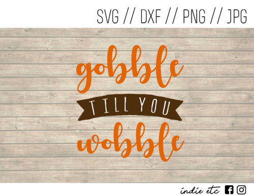 gobble wobble digital art
