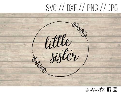 little sister digital art