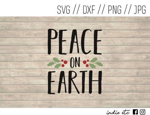 peace on earth digital art
