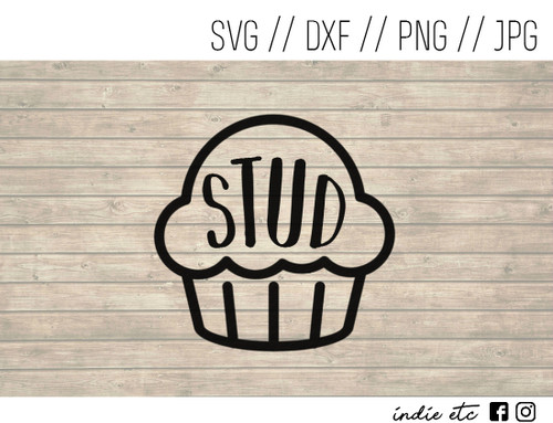 stud muffin digital art