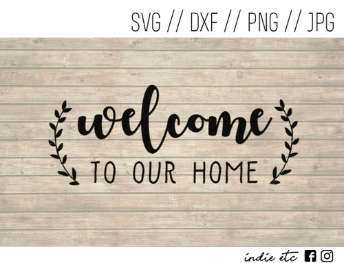 welcome home digital art