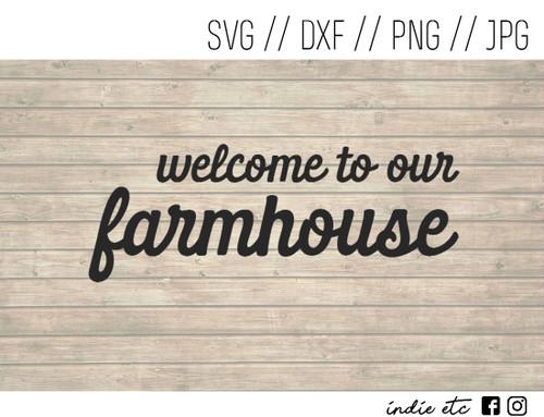 farmhouse digital art