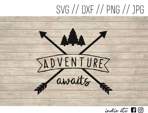 adventure awaits digital art