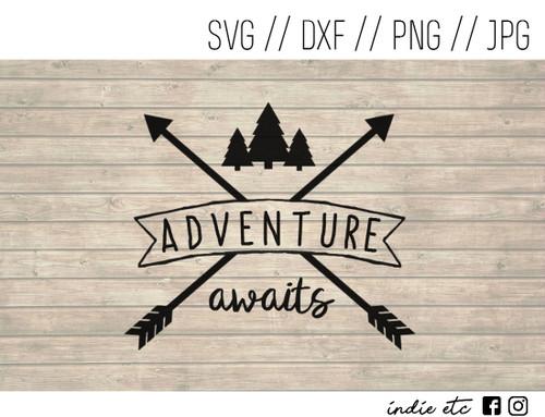 adventure awaits digital art