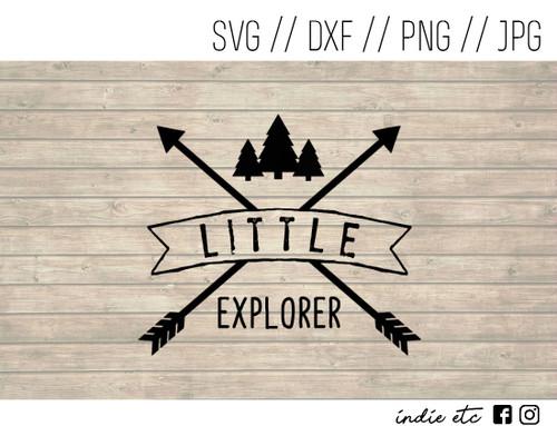 little explorer digital art