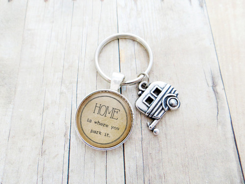 home park it keychain