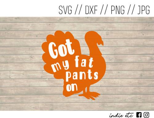 got my fat pants on digital art