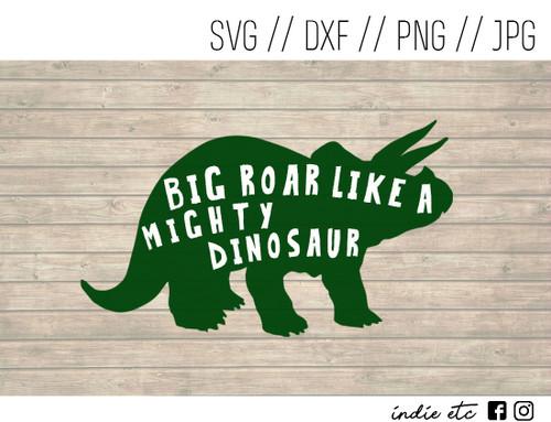 big roar like a dinosaur digital art