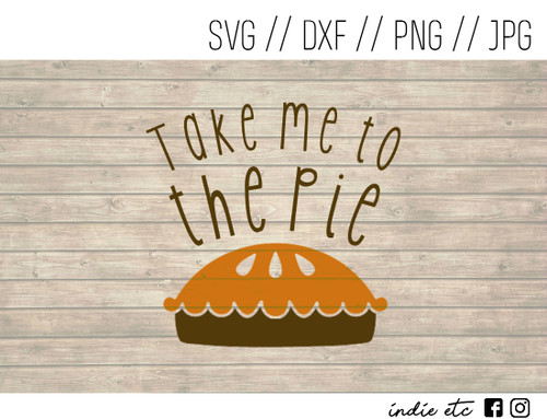 take me to the pie digital art