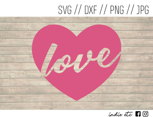 love heart digital art