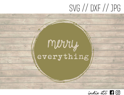 merry everything digital art
