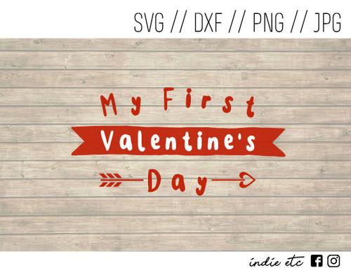 first valentines day digital art