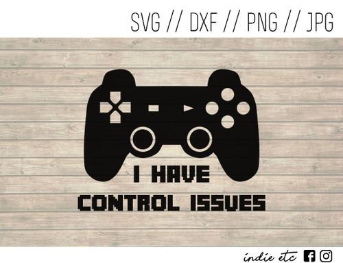 i have control issues digital art