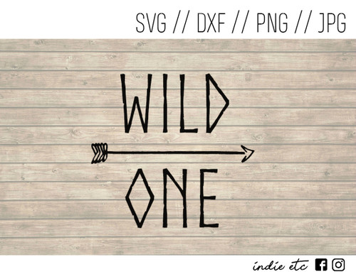 wild one digital art