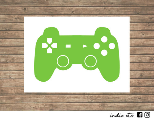 controller decal