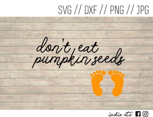 pumpkin seeds digital art