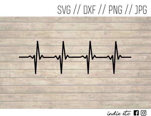 heartbeat digital art